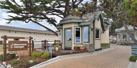 moonstone cottages by the sea cambria ca winecountry