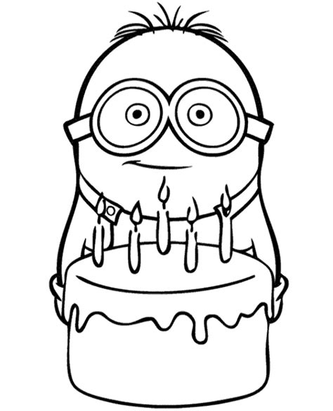minion mask coloring page free coloring pages of minion mask
