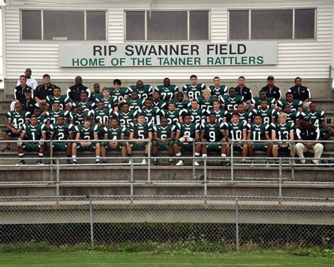 section high school al tanner high school latest news 2012 varsity football