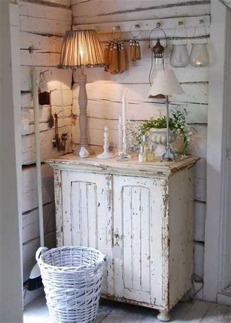 Shabby Chic Vintage Home Decor | 15 swedish shabby chic decorating ideas celebrating light