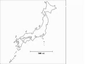 Japan Map Blank Outline by Political Map Of Japan Blank Images