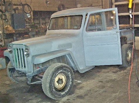 1962 Jeep Willys Truck 1962 Willys
