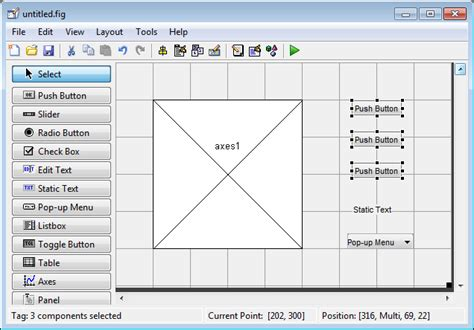 guide layout editor matlab create a simple app using guide matlab simulink