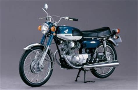 Honda Motorrad Alte Modelle by Honda Motorrad Modelle Alle Oldtimer Auf Nippon Classic De
