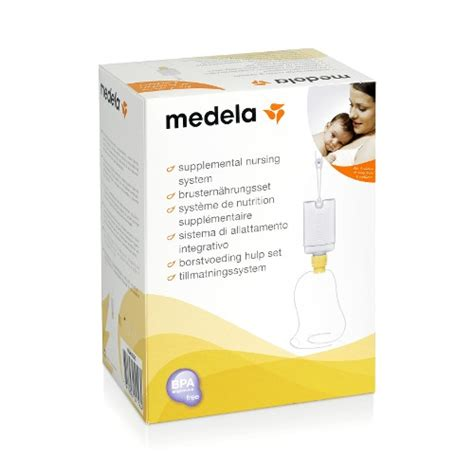 Suplemen L Supplemental Nursing System Sns Hospital Use Medela