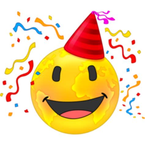 celebration emoji png world emoji day july 17 2018