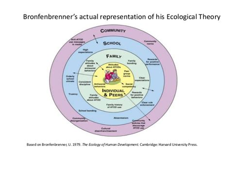 Bronfenbrenner Theory Essay by Family Ecology Theory Essay Ecological Systems Theory
