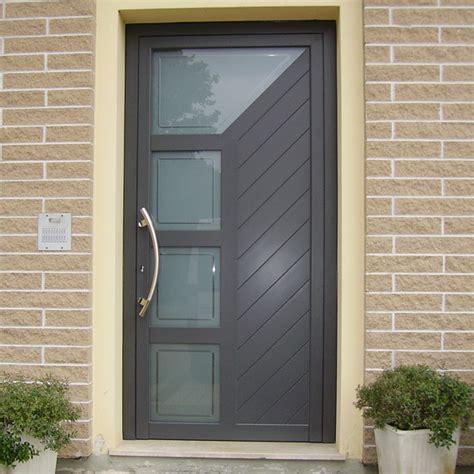 portoncino ingresso alluminio portone ingresso in alluminio porte portoncini infissi