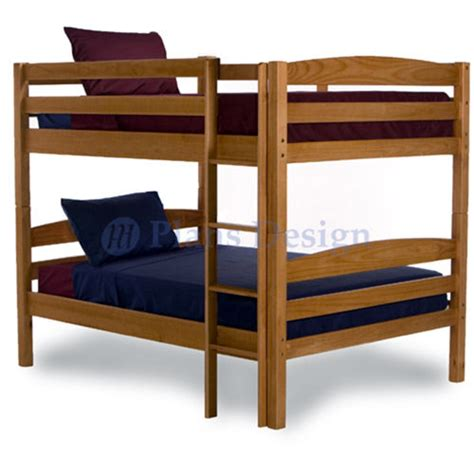 full  full bunk bed woodworking plans patterns