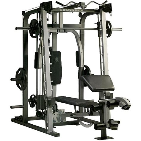 fitness equipment golds platinum smith machine