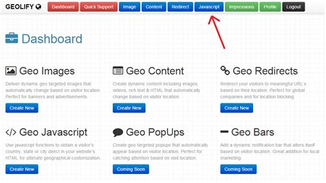 visitor pattern in javascript how to display visitor s country on your website geolify