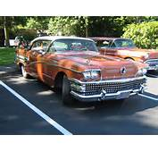 Heres A Copper Colored 1958 Century I Saw At The July 2007 Buick Club