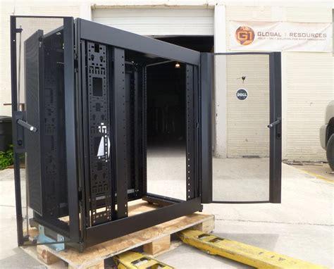 new dell ar3104x717 apc netshelter sx 24u server racks
