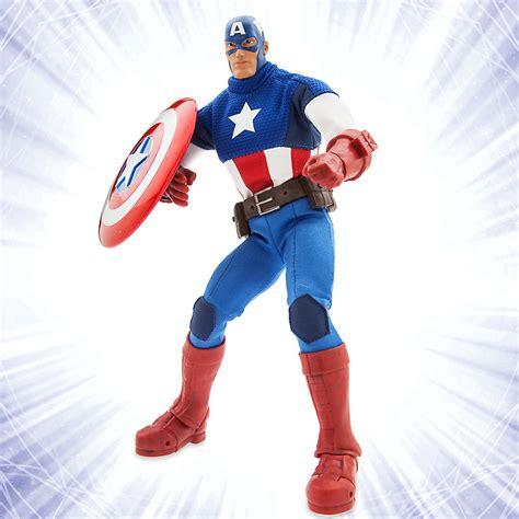 Ultimate Series marvel ultimate series figures black widow captain america