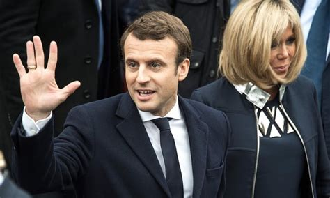 emmanuel macron opponent emmanuel macron is french new president doy news
