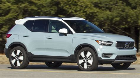 2019 volvo xc40 gas mileage 2019 volvo xc40 makes big promises but falls