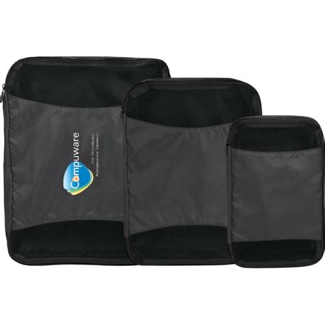 Set Of 3 Packing Cubes brighttravels set of 3 packing cubes usimprints