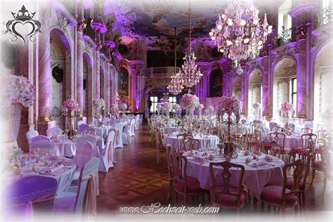 Besondere Hochzeitsdekoration by Besondere Hochzeitsdeko Mit Kristallst 228 Nder F 252 R 246 Se
