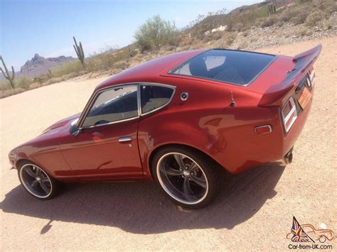 nissan datsun datsun nissan 280z custom wide body race suspension