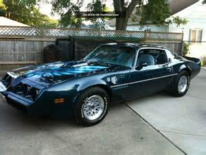 1979 Pontiac Trans Am Pictures 1979 Pontiac Trans Am T Tops 403 6 6 Litre