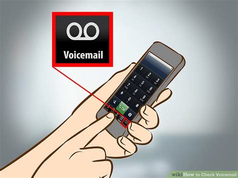 3 ways to check voicemail wikihow 3 ways to check voicemail wikihow