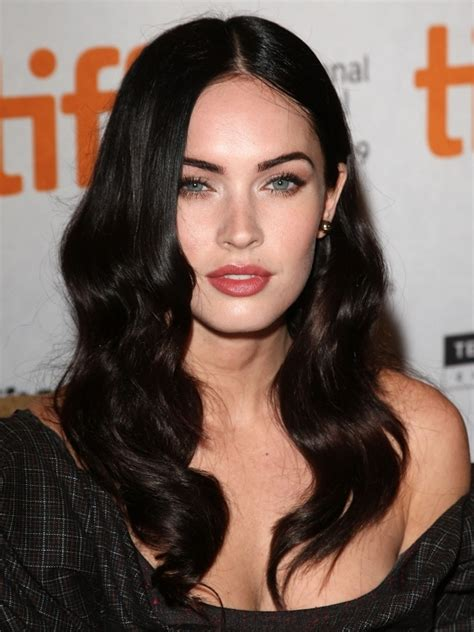 fox women hair megan fox s sexy hair styles