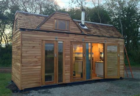 tiny container homes shipping container tiny houses uk pickup truck bed