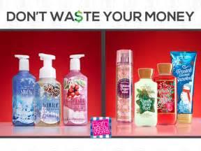 bath works free item with any 10 purchase dwym