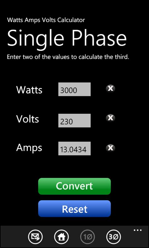 how to convert kwh to watts