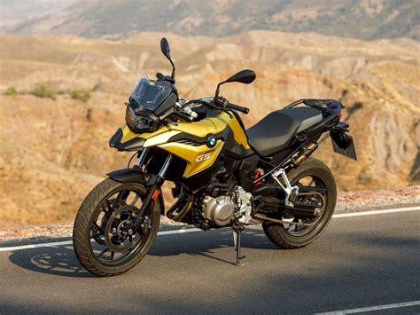 Bmw Motorrad F Modelle by Komplett Neu Bmw F 750 Gs Und F 850 Gs Auto Motor At
