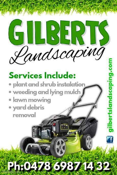 lawn care service flyers lovely lawn care flyers printable resume