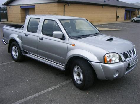 nissan navara 2004 used nissan navara 2004 diesel double cab pick up 4x4