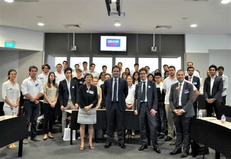Mba Essec by Essec Business School Asia Pacific Hosts The Launch Of