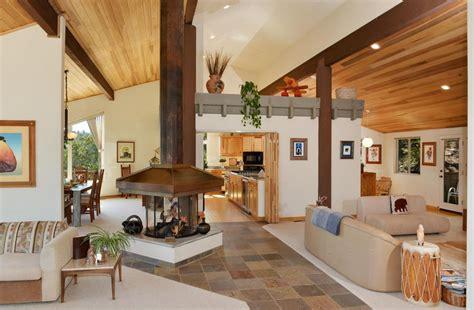design   central fireplace
