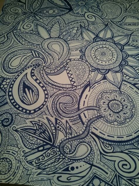 paisley doodle ideas doodling drawing paisley artsy doodles