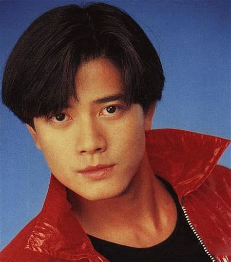 Model Rambut 1990 by 郭富城年轻时有多帅内容 郭富城年轻时有多帅版面设计