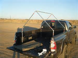 diy style truck bed tent 300 tacoma world