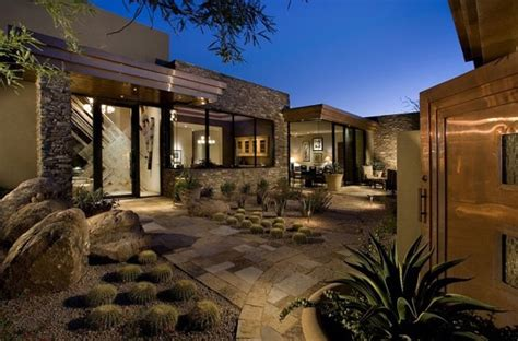 desert landscaping ideas basic to design a great