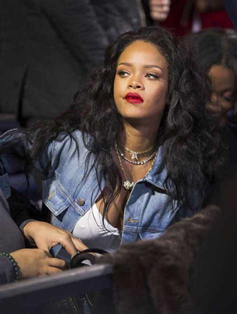 Rihanna Weave Hairstyles by 15 Rihanna Curly Hair Hairstyles Haircuts 2016