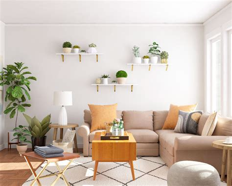 simple ways to decorate your living room 5 simple ways to decorate with plants modsy
