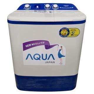 Mesin Cuci Sanyo 1 Tabung Aqua jual beli mesin cuci aqua by sanyo qw 771xt 7kg 2