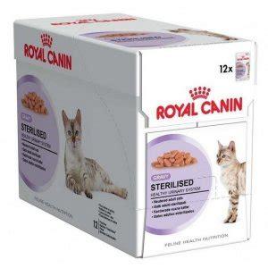 alimenti per gatti sterilizzati vendita gravy sterilised cibo umido per gatti sterilizzati