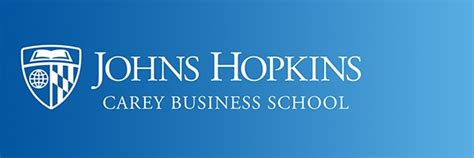 Jhu Mba Program by Johns The Economist