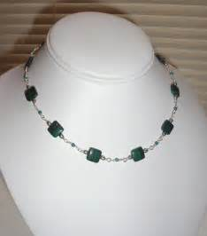 necklace projects on jewelry