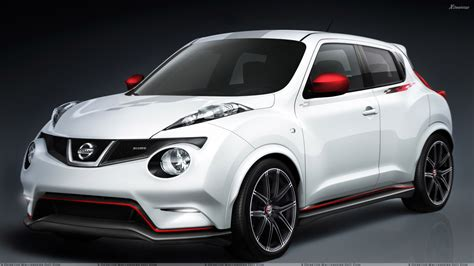 nissan juke white nissan juke nismo concept in white front side pose wallpaper
