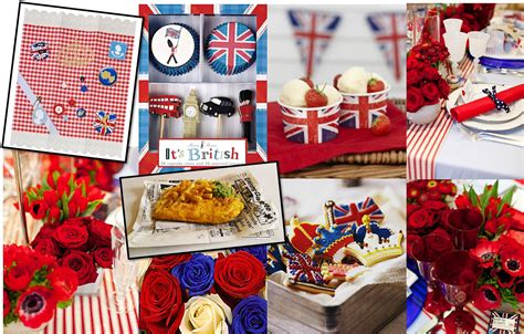 Themed Birthday Party Uk | british themed party on pinterest british themed parties