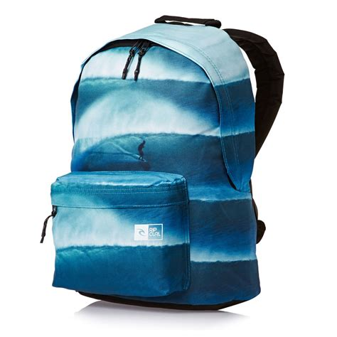 rip curl dome graphic photo backpack blue free uk