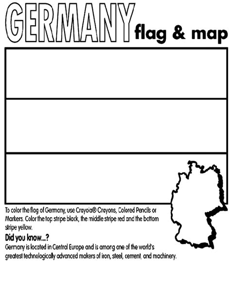 coloring pages for christmas in germany germany coloring page crayola com
