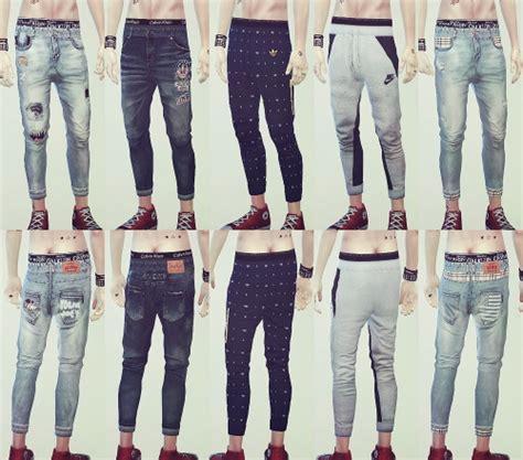 Boho Home Decor Store kk sims baggy cropped pants 10 set sims 4 downloads