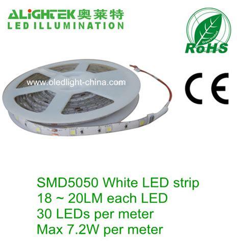 Led Fleksibel Per Meter ip54 ip65 epoxy resin single side waterproof 30 led per